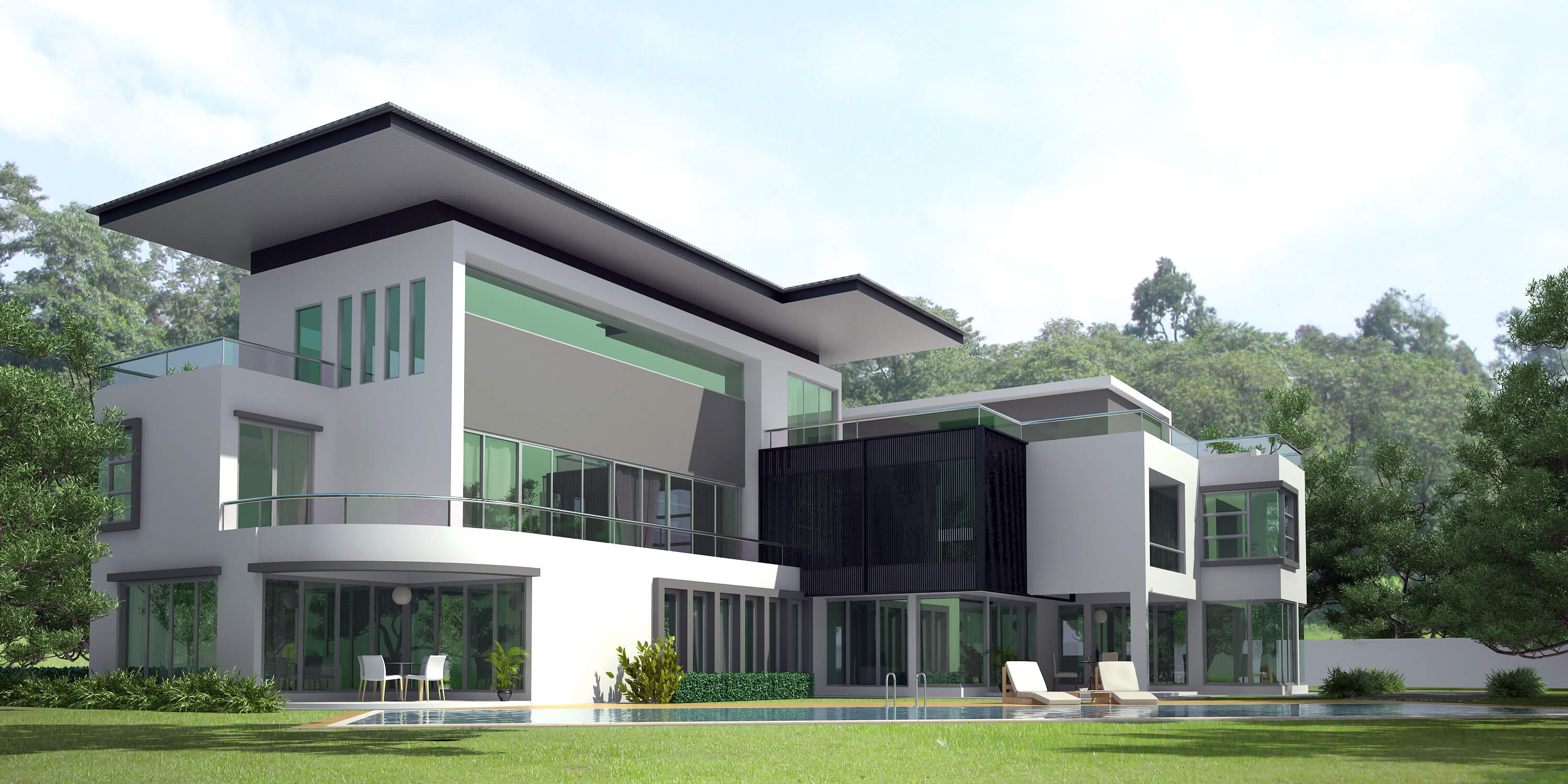Specialist Of Signature Bungalows The In Design Build Sdn Bhd